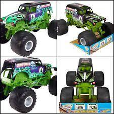 wheels monster jam diecast cars trucks u0026 vans ebay