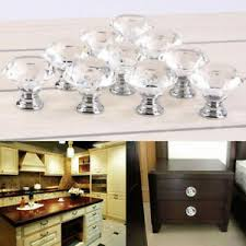 glass kitchen cabinet door pulls details about fashion glass door knobs cupboard pull handles drawer furniture pulls