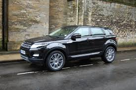 wrapped range rover evoque land rover range rover evoque sd4 prestige lux road test
