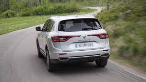 renault leasing europe renault koleos 2017 review by car magazine