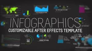 after effects infographics templates infographics video templates