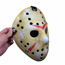Jason Halloween Costume Halloween Costume Mask Jason Voorhees In Friday The 13th