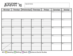 calendar lesson plans expin memberpro co