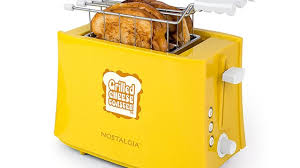 How To Make Grilled Cheese In Toaster How To Make Grilled Cheese Sandwich Using A Sideways Toaster