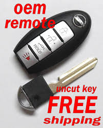nissan altima no key used nissan maxima keyless entry remotes fobs for sale