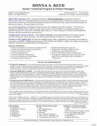 project manager resume templates technical project manager resume templates in it vesochieuxo