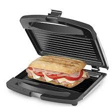 New Black & Decker Sandwich and Panini Maker Panini Xpress