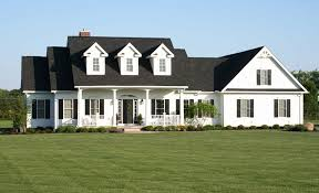 Colonial Homes Magazine House Plans New Colonial Home Magazine