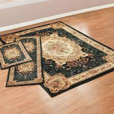 Area Rugs Memphis Tn 3 Pc Floral Rug Set Décor Brylanehome