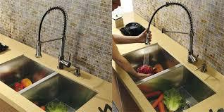 faucet reviews kitchen vigo kitchen faucet reviews peerless kitchen faucets at walmart