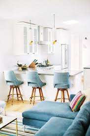 blue bar stools kitchen furniture best 25 kitchen breakfast bar stools ideas on