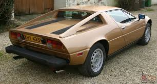 Maserati Merak Ss Lhd For Sale 1980