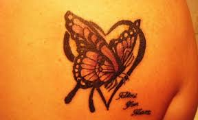3d butterfly shoulder meaning tattoos meanings for