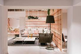 Home Temple Interior Design Studio Urquiola Redesigned Kettal S Showroom In Barcelona The