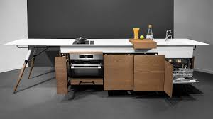 space saving kitchen furniture dsignedby creates space saving kitchen unit for millenials