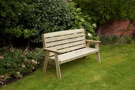 anchor fast devon dawlish 2 seater bench simply wood