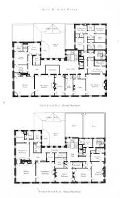 floor plan of the crocker mansion hillsboro architectural