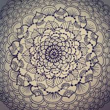 mandala for dayzz i love to draw mandalas for a number of