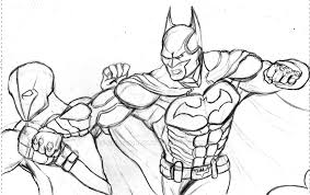 batman deathstroke godstaboy deviantart