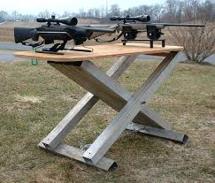 Portable Shooting Bench Building Plans Portable Shooting Bench Diy Portable Rifle Shooting Bench Plans