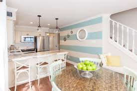kitchen style breezy coastal of with themed white kitchen