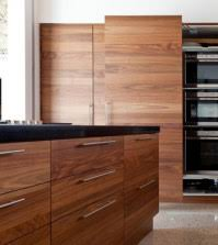 the kitchen collection 30 ideas for kitchen design back wall tiles glass or
