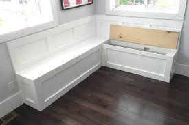 Upholstered Kitchen Bench With Back Back To Making Kitchen Bench Seating With Storagekitchen Storage