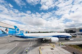 taxiing where is the taxiway between the boeing factory and