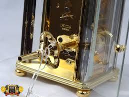Mechanical Decor Seiko Decor Clocks U2013 Mechanical 8 Day Az222g And Az222s Az Fine