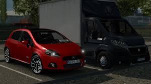 Grande Punto Interior Ets 2 Fiat Grande Punto Tjet Modu