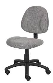 amazon com boss office products b315 gy perfect posture delux