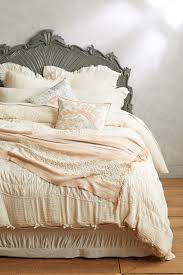 Anthropologie Bed Skirt Toulouse Duvet Cover Anthropologie