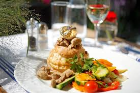 m騁ier de la cuisine 瑞士食游第一道菜就吃它 凤凰时尚