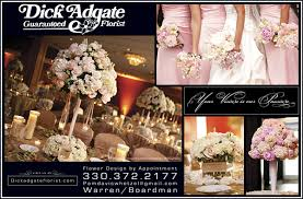 Wedding Flower Magazines - adgates wedding floral design ad on behance