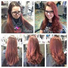 90 degree triangle haircut long layered 180 degree haircut using shears 1 inch taken off