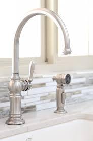 Brass Sink Faucet Kohler Kitchen Faucets Brass Making A Splash With Kohler Karbon In