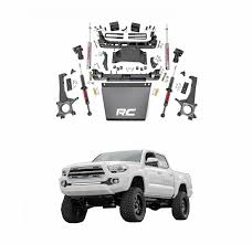 lift kit for 2013 toyota tacoma country 6 in suspension lift kit with lifted front struts