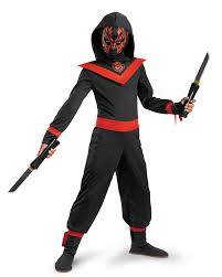 invisible halloween costume ninja halloween costumes for kids and adults