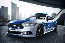tuned mustang german ford mustang cop car demands respect automobile magazine