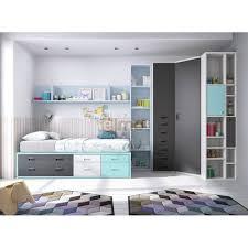 gain de place chambre chambre enfant gain de place glicerio armoire de coin bibliothèque