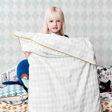 harlequin bed linen set mint green ferm living kids design teen