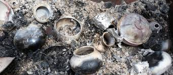 Firepit Ceramics Best Of Pottery Pit Pit Firing Pottery 1 Pit Grill Ideas