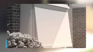 Auto Awnings Auto Roll Up Window Awnings Action Awnings Youtube