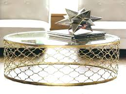 round gold glass coffee table round gold glass coffee table glass and gold coffee table gold round
