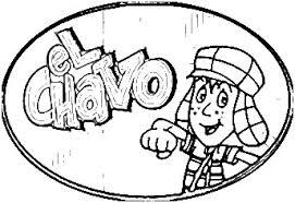 el chavo del ocho para colorear dibujos para colorear el chavo del 8 animado imagui