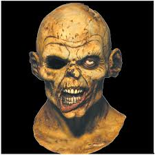 Zombie Mask Gates Of Hell Zombie Mask Mad About Horror