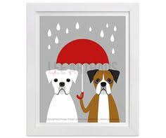 boxer dog wall art 17n dog art personalized white boxer dog wall art dog present