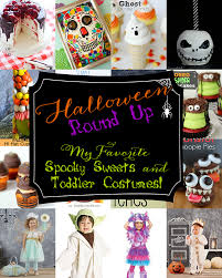 24 sweet and scary halloween treats