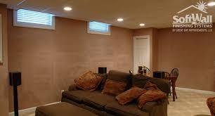 Finishing Basement Walls Ideas Peachy Basement Wall Ideas Not Drywall 2 Finish Walls Without And
