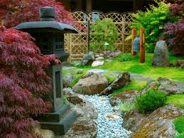 peaceful design stone garden statues simple decoration 3 japanese